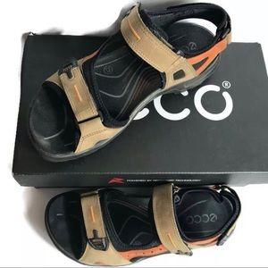 ECCO Offroad Yucatán Sandals size 42/11 - 11.5